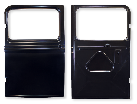 1932-1934 Ford  Truck Doors